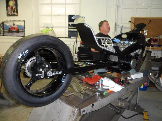 Race Builds Motorcycle Madness Dunn Nc